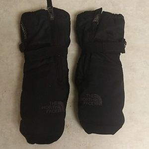 North face toddler size small mittens